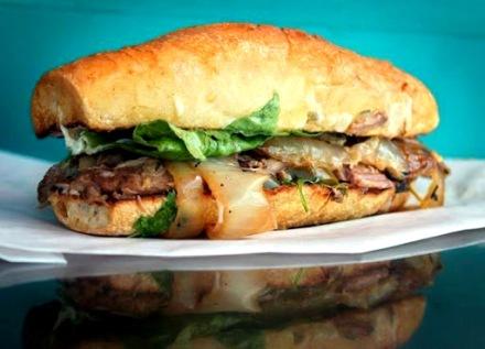 Cuban Roast Sandwich at Paseo — Seattle Times / Ellen Banner