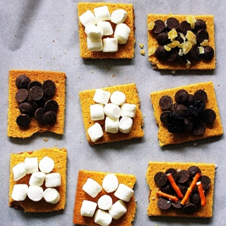 ultimate oven s'mores flavor addition ideas