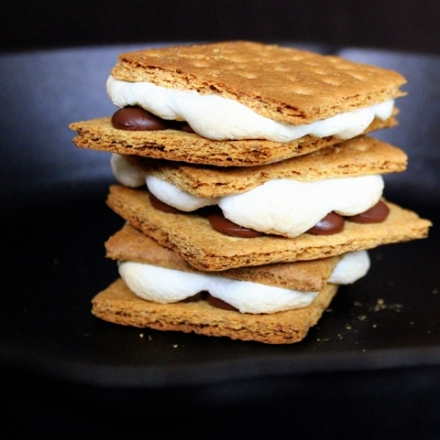 Ultimate Oven S'mores | Small Kitchen Chronicles