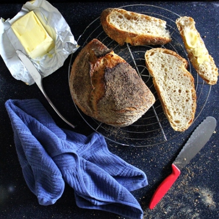 best-ever no-knead bread