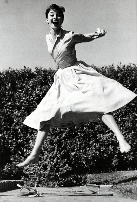 Image by Philippe Halsman's Jump Book - Image from JonMWessel.WordPress.Com